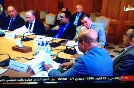 د. ابو هولي :مؤتمر المشرفين على شؤون الفلسطينيين يؤكد التمسك بحق اللاجئين العودة لديارهم ورفض محاولات التوطين بكافة أشكاله