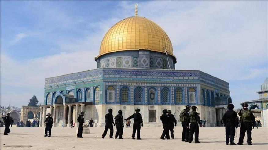 الاحتلال نفذ 47 اقتحاما للأقصى ومنع رفع الأذان 96 وقتا في المسجد الإبراهيمي خلال الشهرين الماضيين