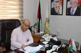 د. ابو هولي : نرفض قرار الاونروا المساس برواتب موظفيها