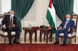 الرئيس يستقبل المبعوث الأممي لعملية السلام في الشرق الأوسط