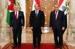قادة مصر والأردن والعراق يؤكدون دعمهم للحقوق المشروعة لشعبنا