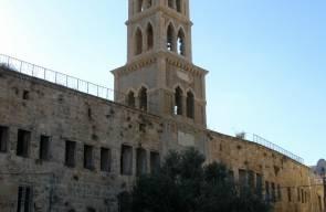 43 برج الساعة في خان العمدان