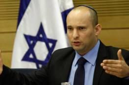 استطلاع:51 % من الإسرائيليين لا يعتقدون أن بينت هو المناسب لتسلم حقيبة الجيش