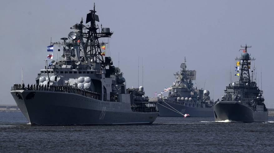 """البحرية الأمريكية تبدي استعدادها مساعدة روسيا في البحث عن مكان سقوط """"ايل-20"""""""