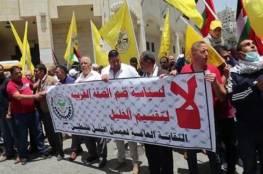 مخيمات بيروت تجدد دعمها والتفافها حول الرئيس