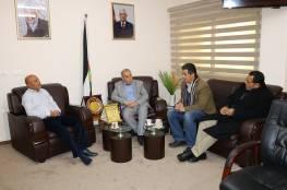 د. ابو هولي المعركة السياسية التي تخوضها القيادة الفلسطينية هي معركة تثبيت الحقوق التي تستهدفها صفقة القرن الامريكية