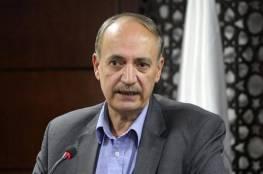 أبو يوسف: المؤامرات لا تزال مستمرة ضد القضية
