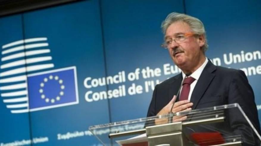 لوكسمبورج تدعو الاتحاد الأوروبي للاعتراف بدولة فلسطين ردا على اعلان بومبيو