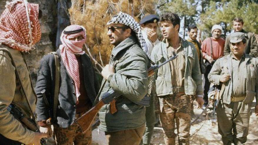 المحطة الثالثة: حصار بيروت ،حرب المخيمات ، صبرا وشاتيلا ، حصار طرابلس ، الانشقاق (نجاحات وانجازات وتحديات) ص