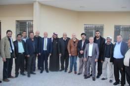 انتخاب لجنة شعبية جديدة في مخيم عقبة جبر