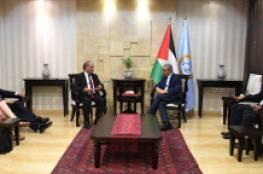 اشتية يطالب بريطانيا بتطبيق اعتراف برلمانها بالدولة الفلسطينية
