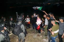 الاحتلال يواصل انتهاكاته: شهيدة وإصابات بالرصاص الحي والاختناق واعتقالات واعتداءات للمستوطنين