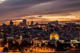 الرجوب في ختام مؤتمر نصرة القدس: