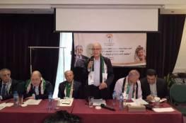 أبو بكر: الجاليات الفلسطينية مُطالبة بتشكيل لوبيات ضغط للدفاع عن الأسرى