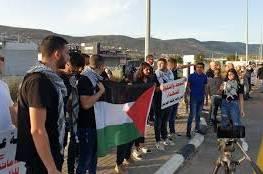 تظاهرات غاضبة في أراضي 48 ضد جرائم الشرطة الإسرائيلية تجاه الفلسطينيين