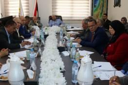 بالاجماع فصائل منظمة التحرير ترحب بقرار دائرة شؤون اللاجئين بإعادة تشكيل اللجان الشعبية في مخيمات قطاع غزة