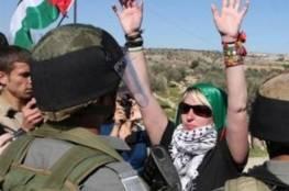 الأغوار: الاحتلال يعرقل عمل متضامنين في منشآت هدمها في الحديدية