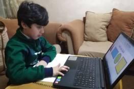 الأونروا في الأردن تطلق برنامج التعليم الشامل عن بعد
