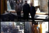 اللجان الشعبية للمنظمة تتمكن من إصلاح الابار الارتوازية في مخيم عين الحلوة