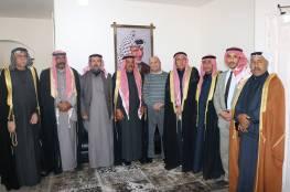 د. ابوهولي : موقف العشائر والوجهاء الداعم لتحرك الرئيس والقيادة في المحافل الدولية يشكل رافعة للمشروع الوطني الفلسطيني