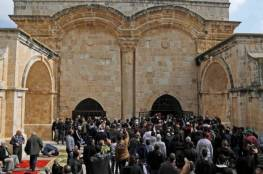الأردن: باب الرحمة جزء لا يتجزأ من الأقصى وغير قابل للتفاوض أو التقسيم