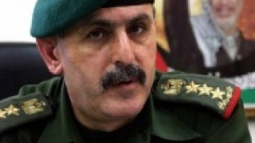 د. أبو هولي ينعى اللواء جمال كايد