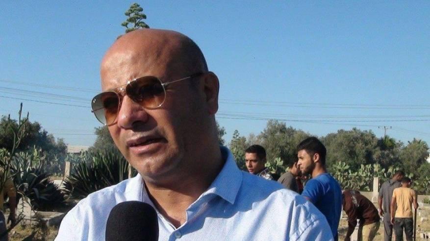 د. ابو هولي يدين الاعتداء على مقر هيئة الإذاعة والتلفزيون الفلسطيني بغزة