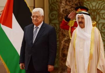 419296-الأمير-صباح-الأحمد-والرئيس-محمود-عباس