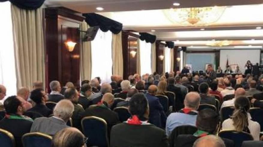 بوخارست: مؤتمر للجاليات الفلسطينية في أوروبا منتصف الشهر الجاري