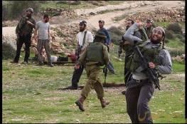 الاحتلال يواصل انتهاكاته: اعتقالات واصابات واعتداءات للمستوطنين