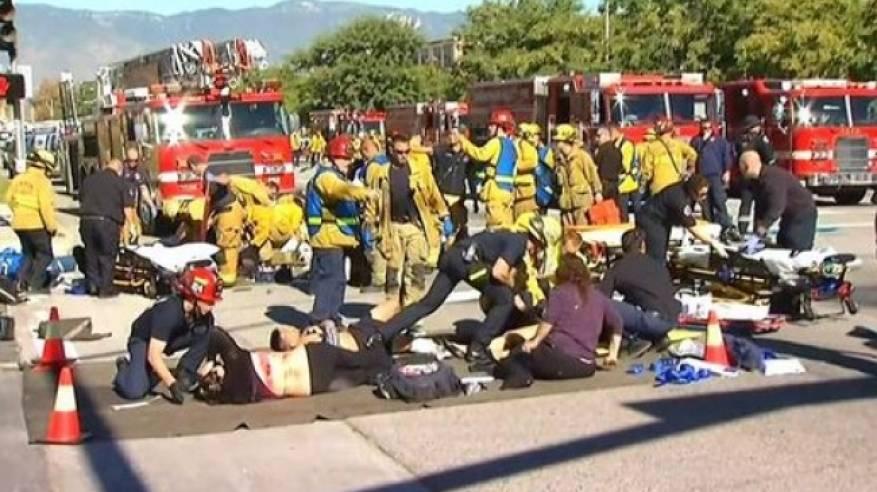 حصيلة جديدة: 12 قتيلا في إطلاق نار في ولاية كاليفورنيا