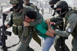 قوات الاحتلال تعتقل 3 شبان من مخيم جنين