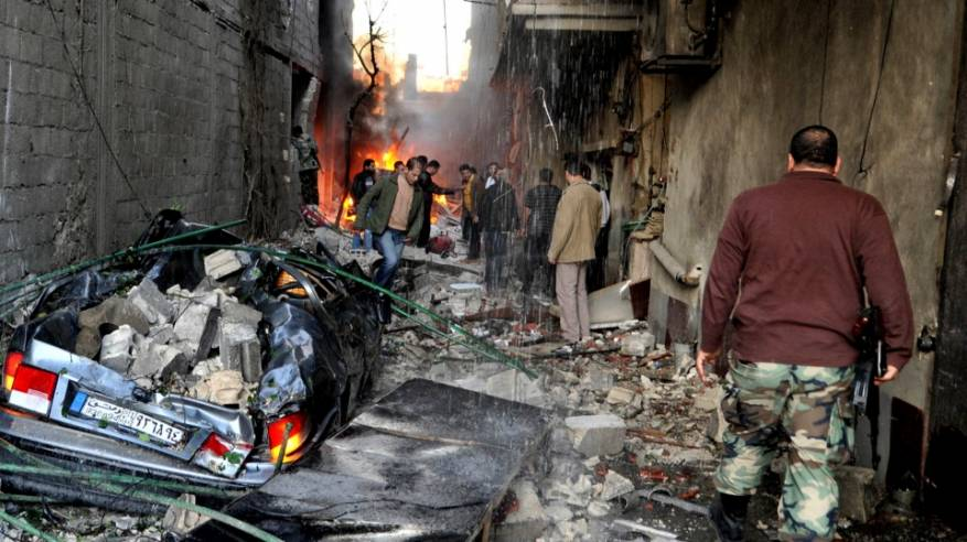 الأمم المتحدة: مخيم اليرموك غارق بالدمار وعودة سكانه صعبة جدًا