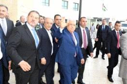الرئيس يغادر المستشفى الاستشاري بعد اجرائه عملية ناجحة في الأذن الوسطى