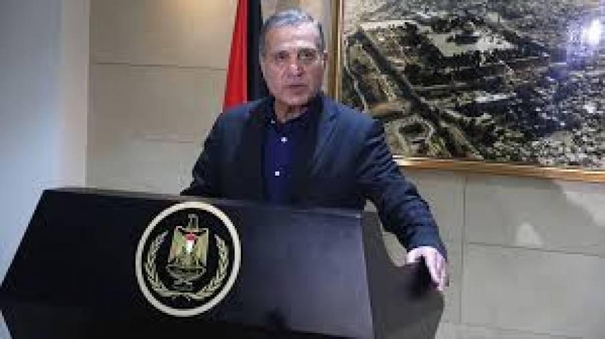 أبو ردينة: قرار إسقاط صفة الاحتلال عن الأراضي الفلسطينية والجولان استمرار لنهج أميركا المعادي لشعبنا