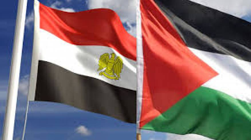 الجالية الفلسطينية في جمهورية مصر العربية