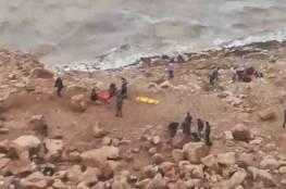 عمان: تواصل عمليات البحث عن lمفقوديها في البحر الميت