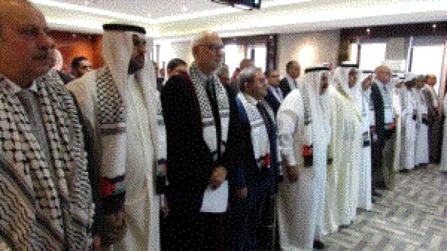 سفارة فلسطين لدى البحرين تحيي ذكرى النكبة بمهرجان خطابي