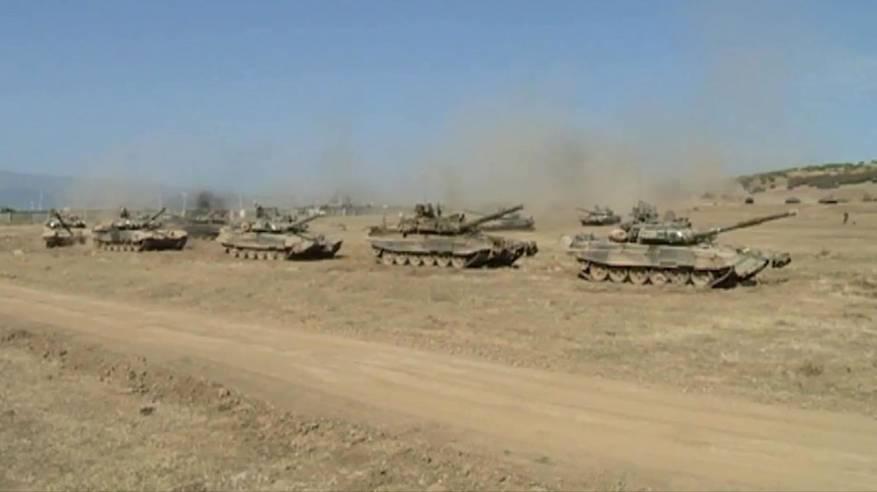 الدبابات العراقية تحصل على