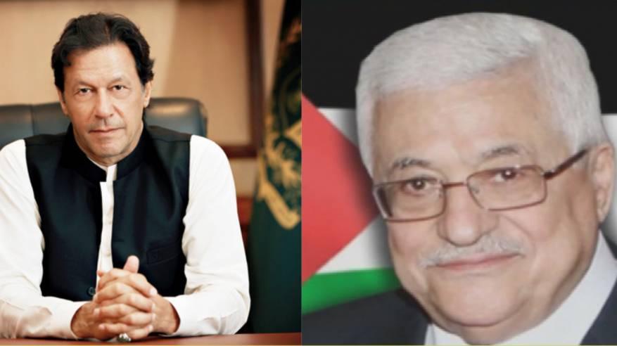 الرئيس يشيد بمواقف باكستان الثابتة والداعمة للقضية الفلسطينية