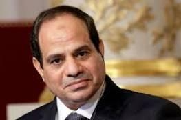 السيسي: القضية الفلسطينية ستظل لها الأولوية في سياسة مصر الخارجية