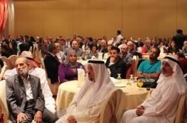 الجالية الفلسطينية في الكويت تجدد دعمها للرئيس