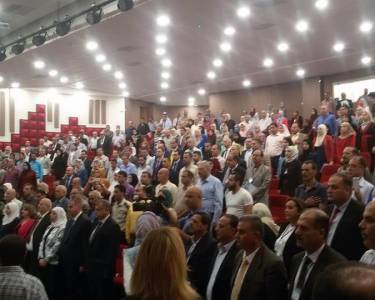 دائرة شؤون اللاجئين وجامعة القدس المفتوحة تنظم مؤتمر الاوضاع الراهنة وإثرها على قضية اللاجئين في فلسطين على مسرح الجامعة في تابلس وقاعة المؤتمرات بمدينة غزة بتاريخ 10/10/2018