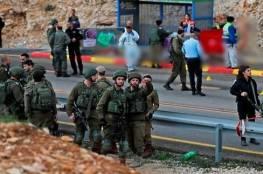 قتيلان إسرائيليان في عملية إطلاق نار شرق رام الله