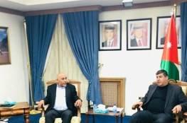 ابو عرار يبحث مع النواب الاردنيين قضية الحج والعمرة لعرب 48