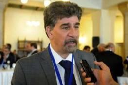 عبد الهادي يبحث مع سفير العراق مستجدات القضية الفلسطينية