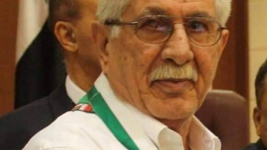 د. أبو هولي ينعي اللواء أحمد القدوة