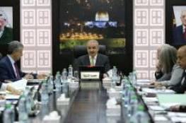 مجلس الوزراء يناقش تقرير أداء الحكومة ويصادق على استكمال مشاريع البنية التحتية بالمحافظات