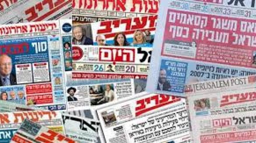 الإعلام العبري يزيّف الحقائق لخدمة مشاريع الاحتلال الهادفة لتجريم النضال الفلسطيني