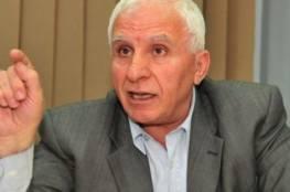 الأحمد: تصريحات نتنياهو حول ضم الأغوار تعكس سياسة اسرائيل العنصرية
